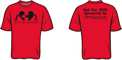 Red Out T-shirts
