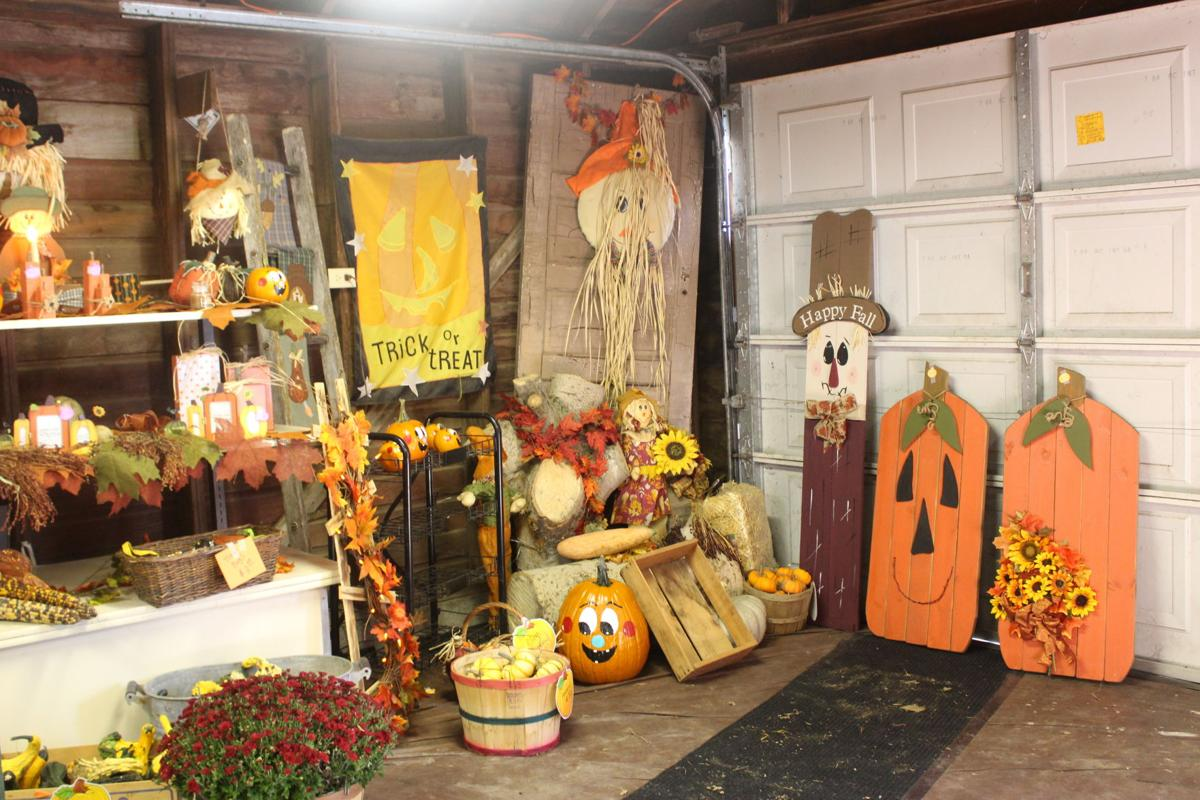 Crafts classes offered at Diane's Pumpkin Patch