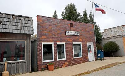 Melvin's U.S. Post Office
