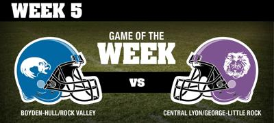 Featured Game: Week 5
