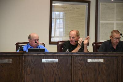 Sheldon city council