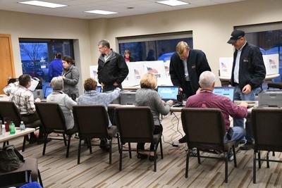Orange City mayor race Election Day