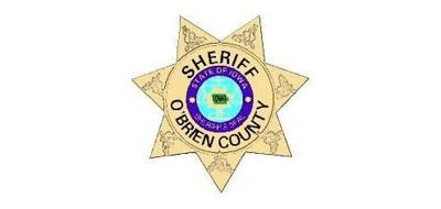 O'Brien County Sheriff's Office badge