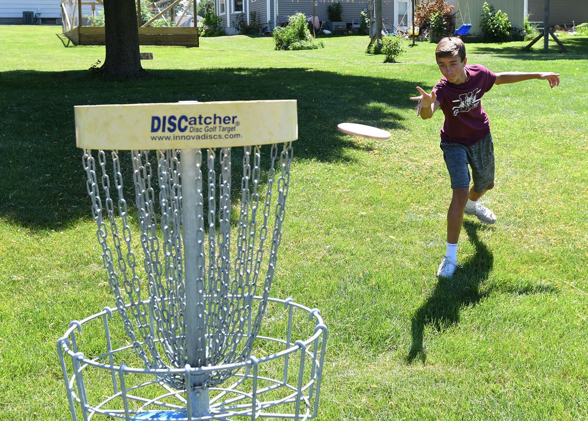 Hull Disc Golf Course marks fifth year