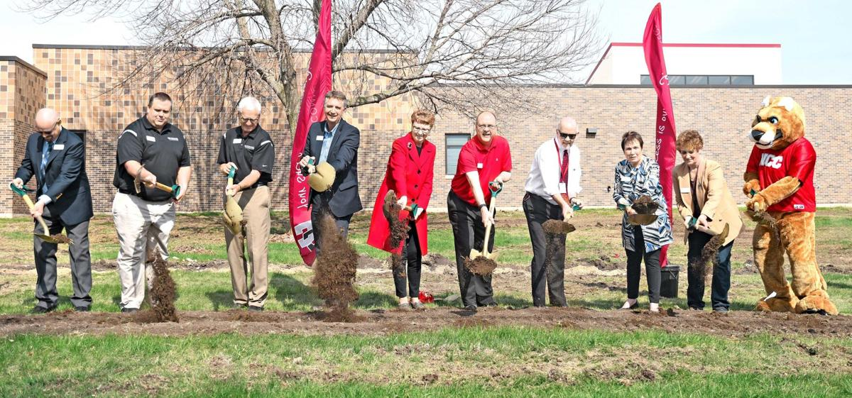 NCC Health Building Groundbreaking