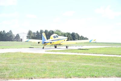Paullina Municipal Airport