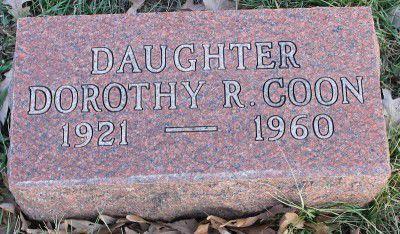 """Gone Cold"": Dorothy Coon"