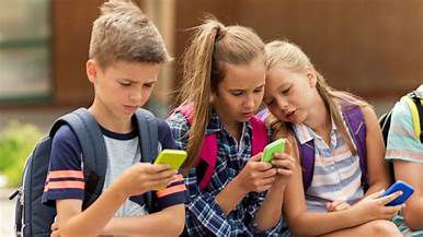 """Screen Time and its Effect on Kids"""