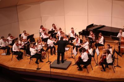 Northwest Iowa Symphony Youth Organization performs first