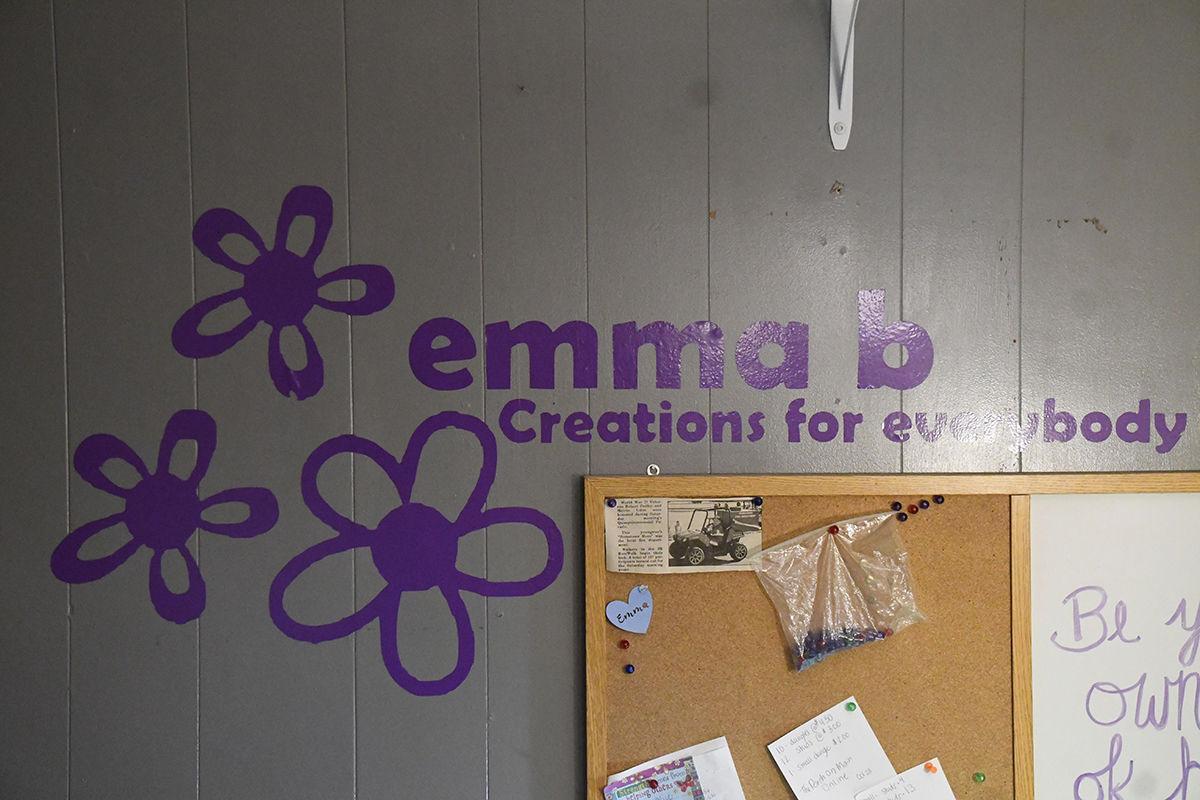 Emma b logo