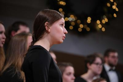 Northwestern Christmas Vespers
