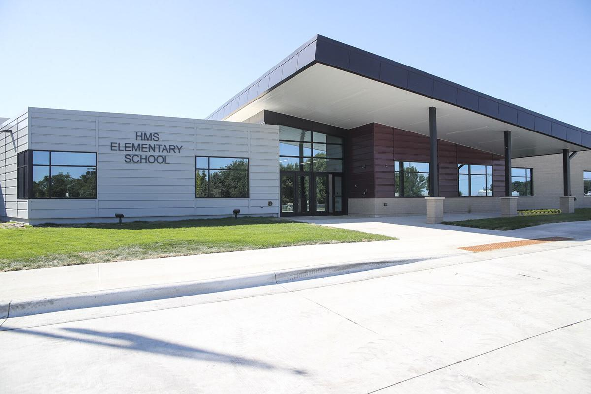 H-M-S opens new elementary building