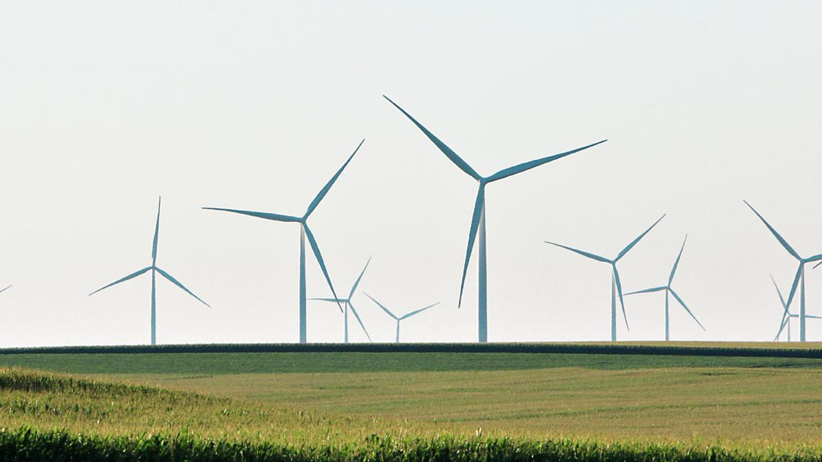 Sound from wind turbines not detrimental
