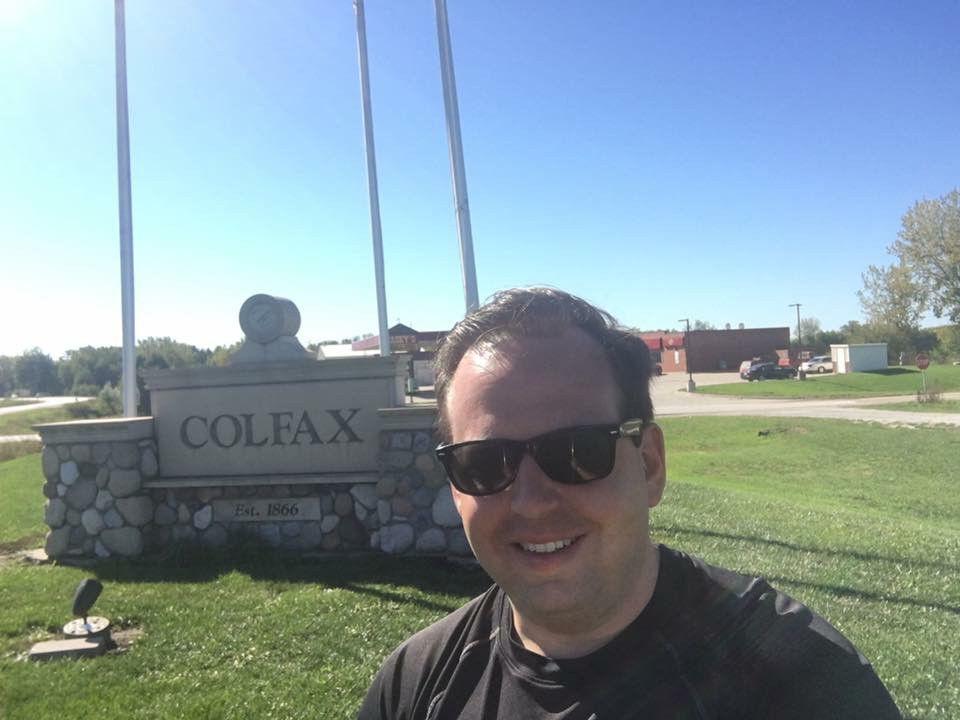 Colfax - Iowa Adventurer