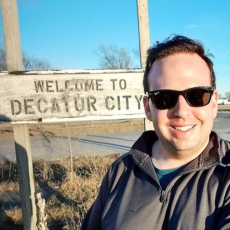 Decatur City - Iowa Adventurer