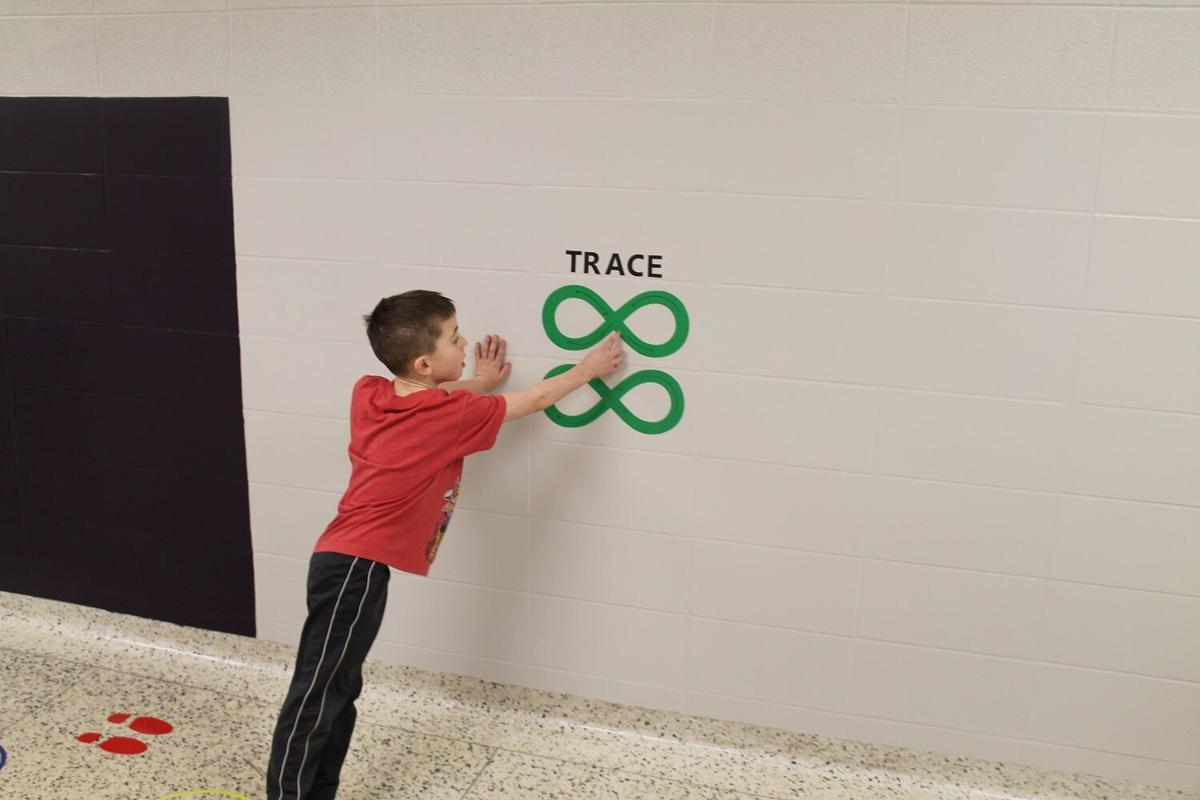 Central Lyon sensory trail aids students