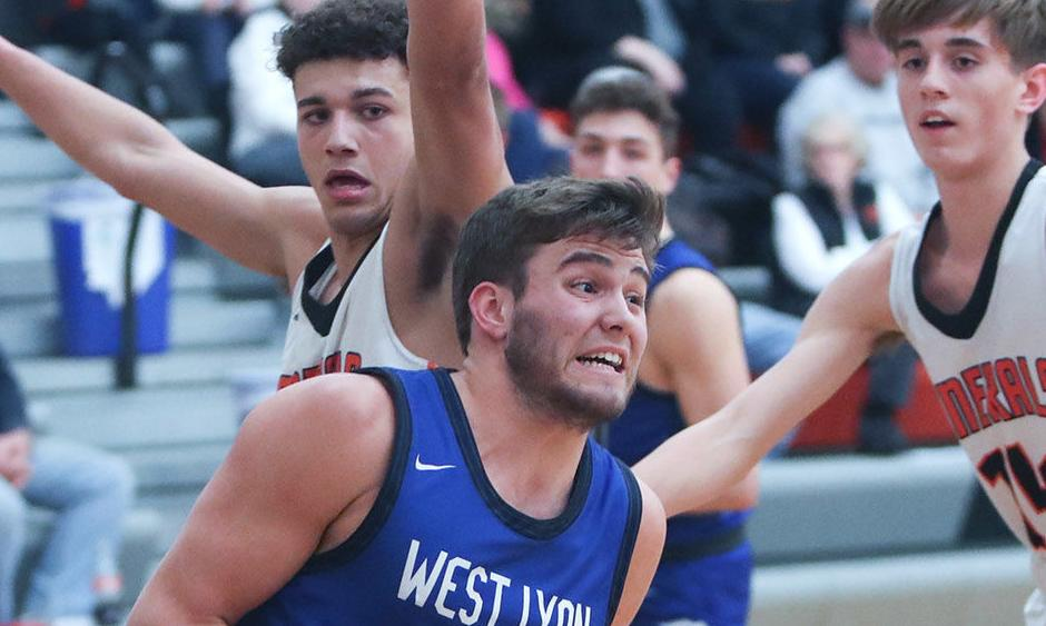 Boys Basketball: Sibley-Ocheyedan vs West Lyon