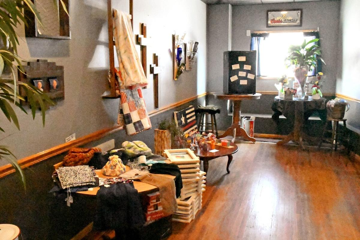 New coffee, crafts shop opens in Primghar