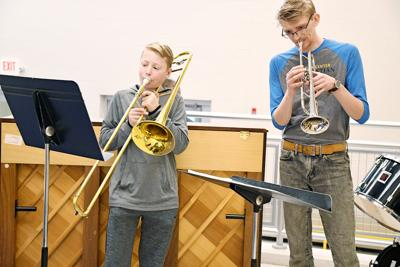 Grant allows school to dig into jazz music