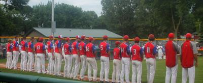 Falcon baseball readies for substate