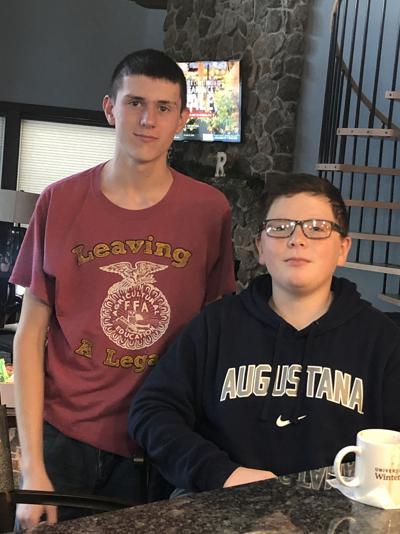 Gannon and Riley Rockman