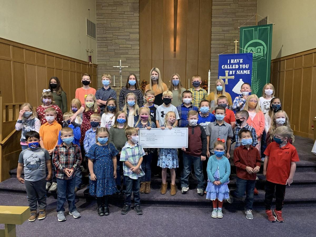 Zion-St. John Lutheran honored in contest