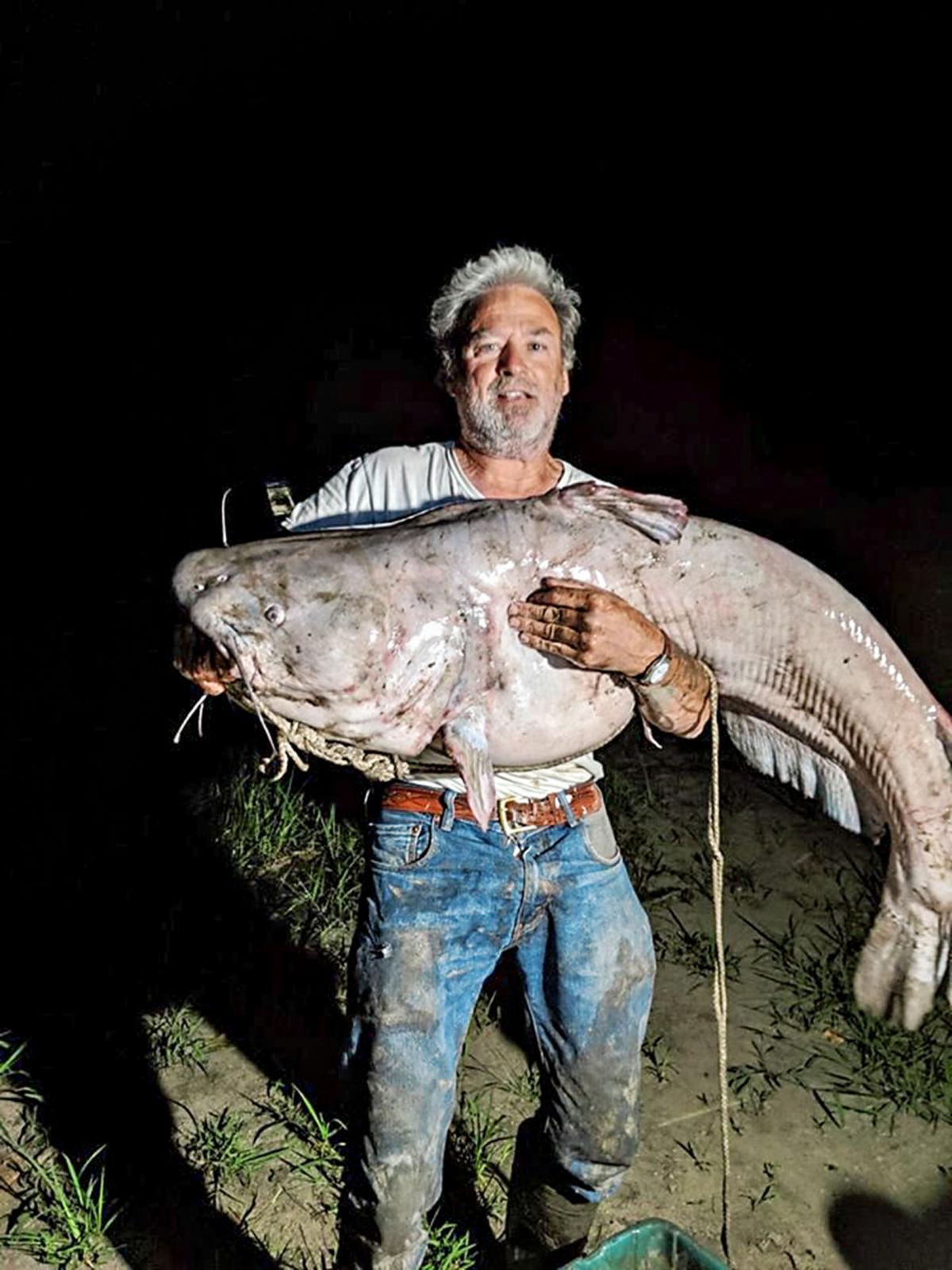 Darrell Carter's catfish