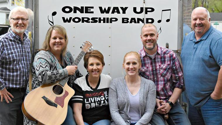 One Way Up concert on Oct. 20 in Sibley