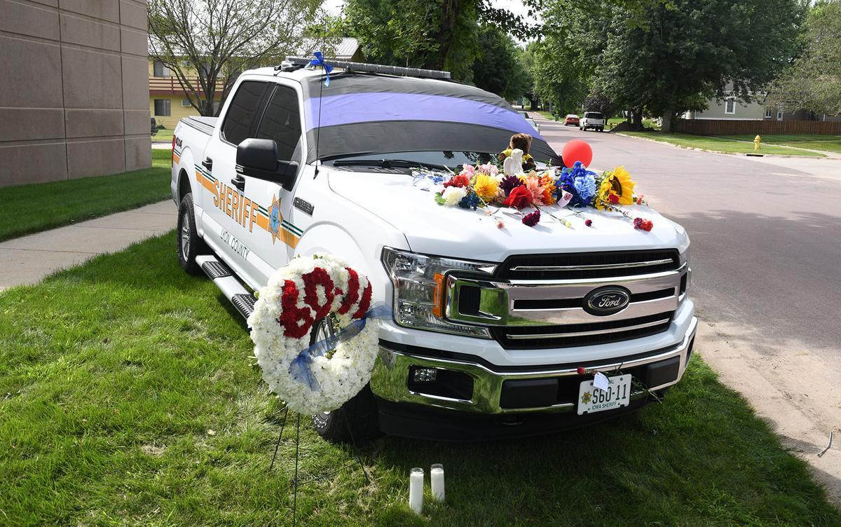Lyon County deputy dies after SUV crash