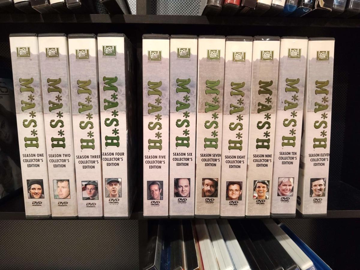 'M*A*S*H' seasons on DVD