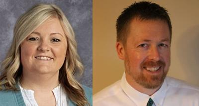 Benz, Ramsey hired as H-M-S principals