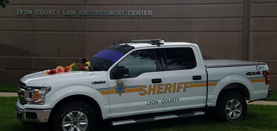Lyon County honoring late deputy | News | nwestiowa com