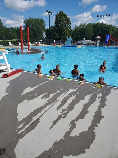 Sibley Outdoor Aquatic Center