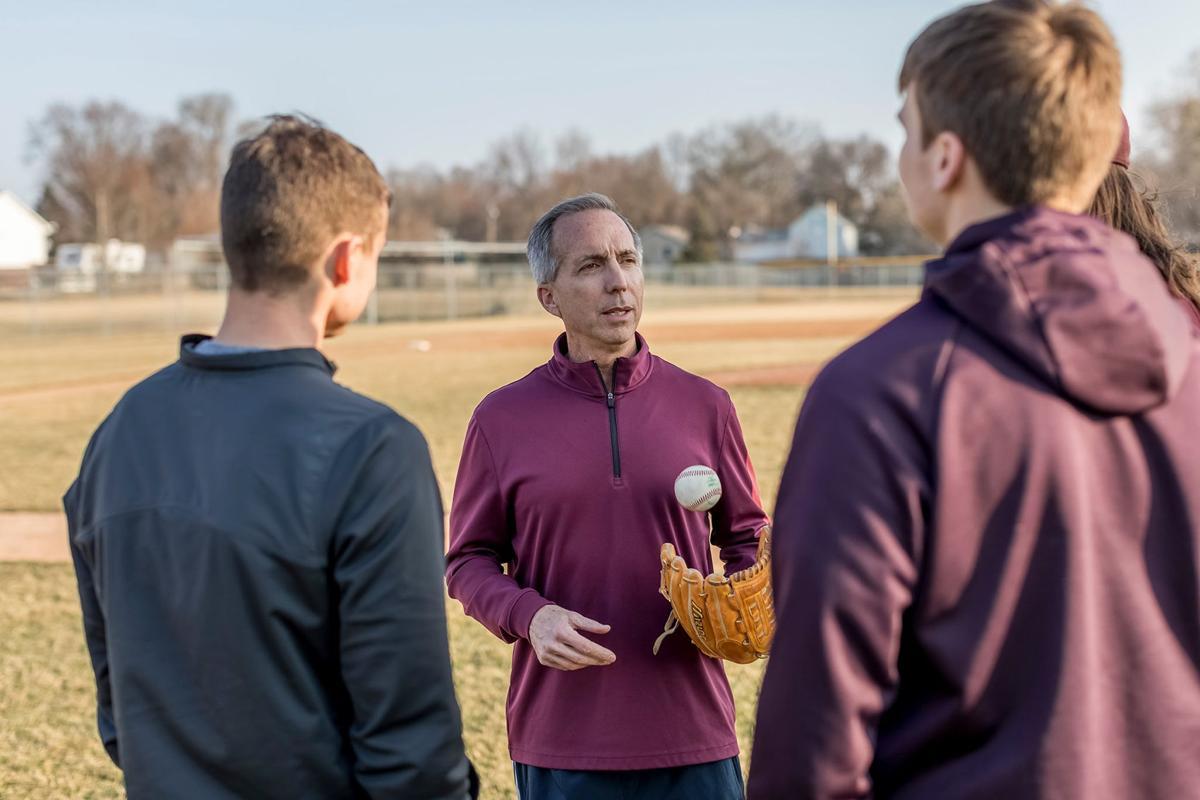 Eddie Mauro baseball coach