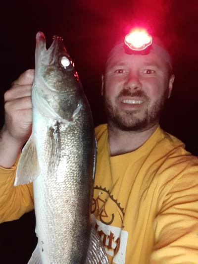 Take 5: Spirit Lake Walleye