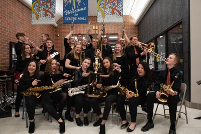 First-place band headed to championships