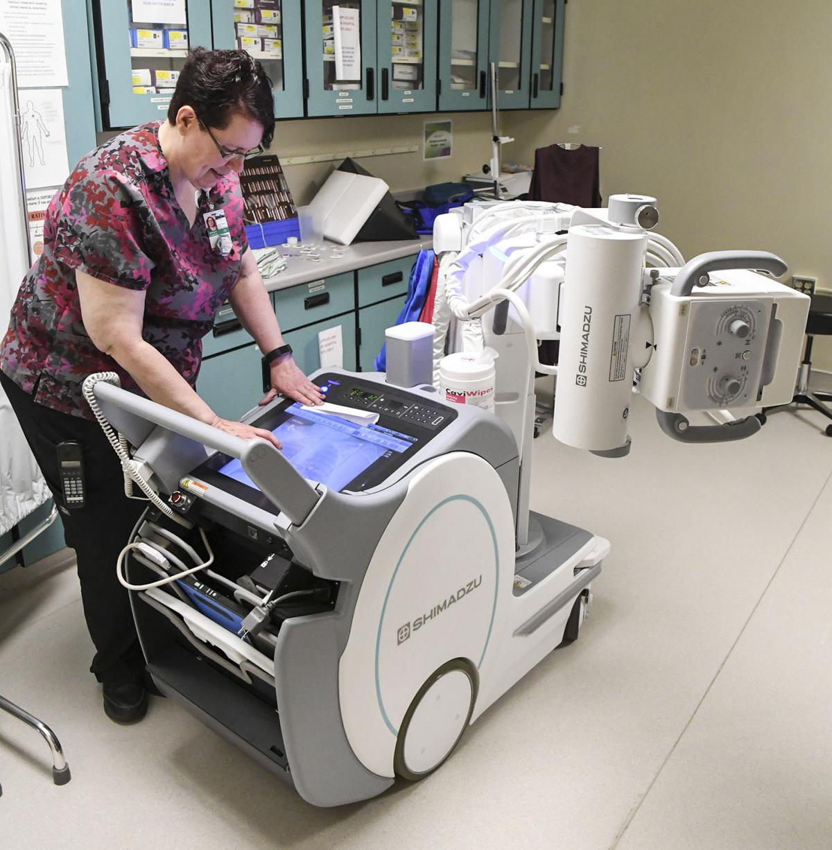 N'West Iowa hospitals get new X-ray systems
