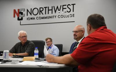 NCC Board of Trustees, Aug. 23