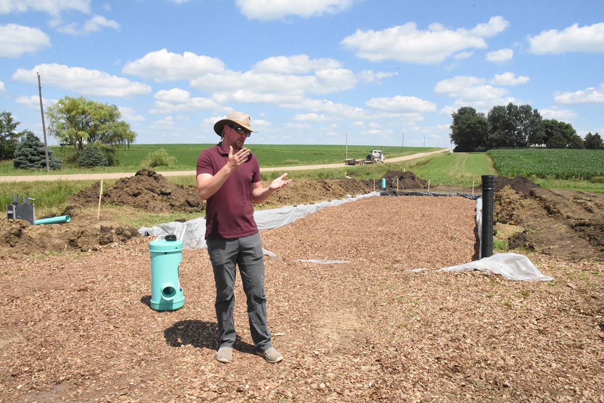 Sioux County's first bioreactor