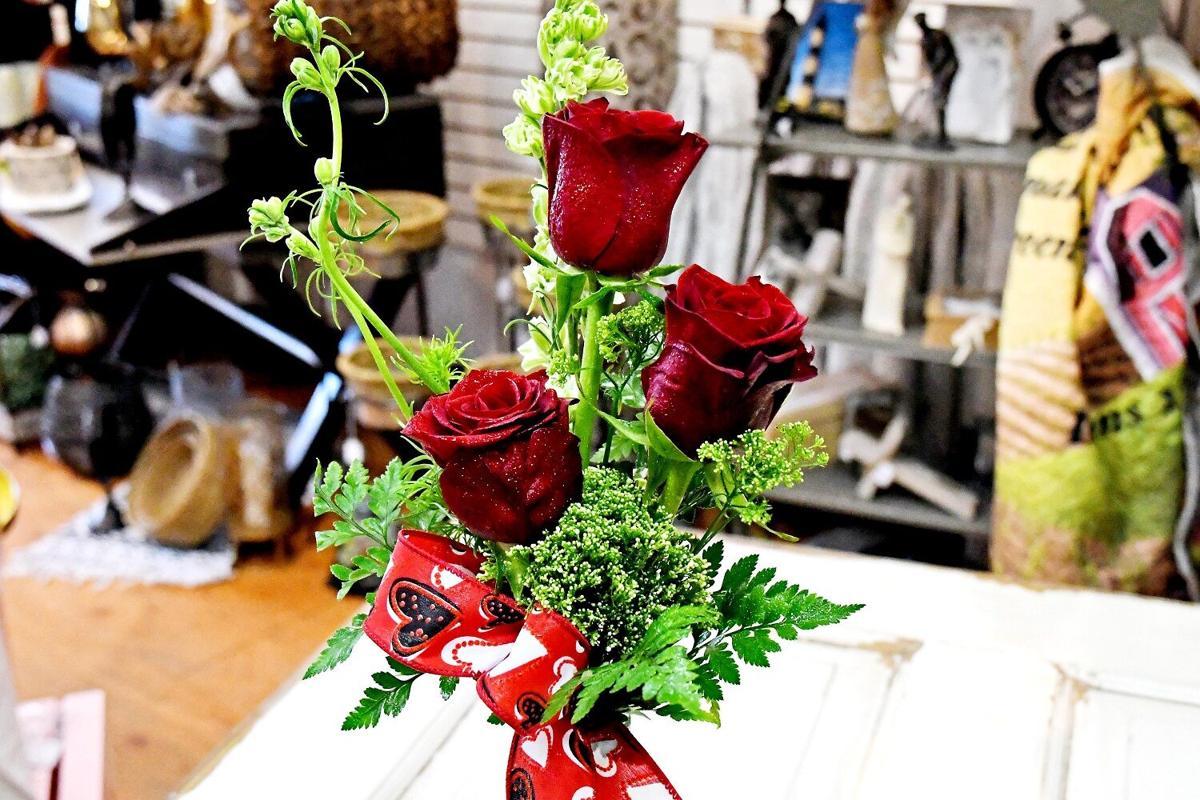 Blossom & Bride Boutique roses