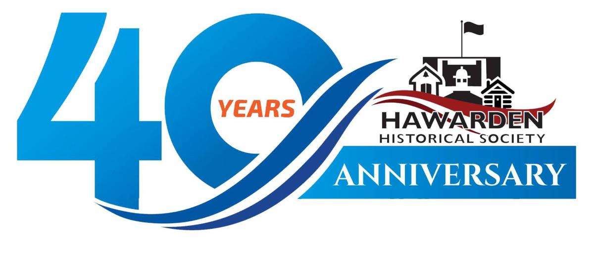 New logo in celebration of 40 years