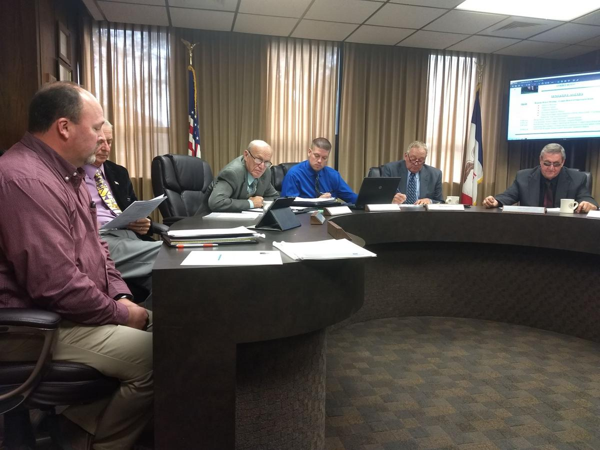 Supervisors disagree about funding option