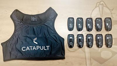 Catapult vests