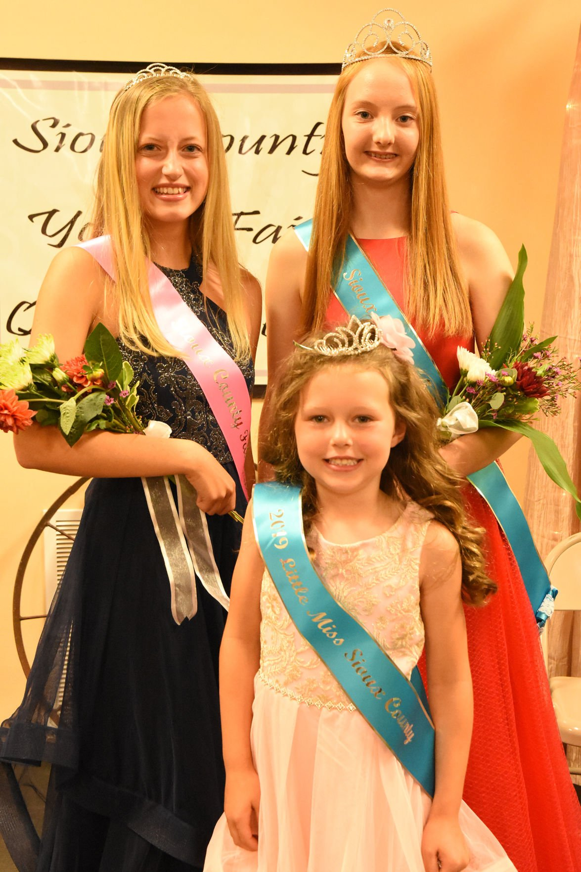 Sioux County Fair royalty crowned