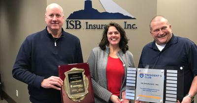 ISB Insurance recognized