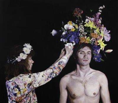 'In the Garden' by Meghan Flynn