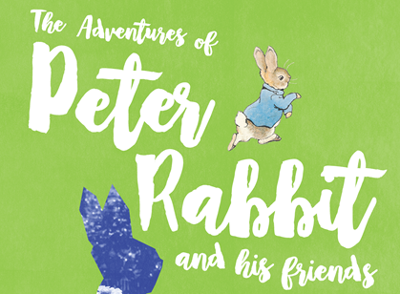 """The Adventures of Peter Rabbit and His Friends"""