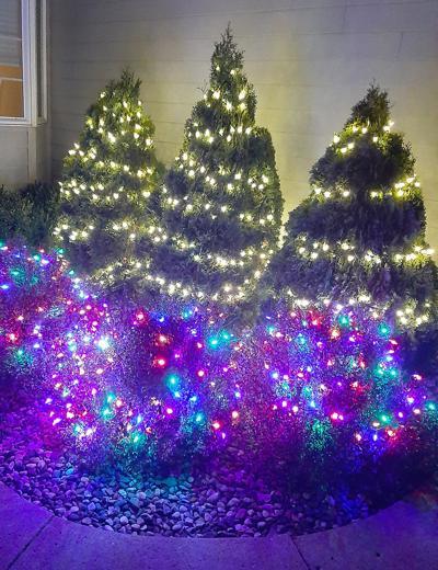Take 5: Christmas Lights