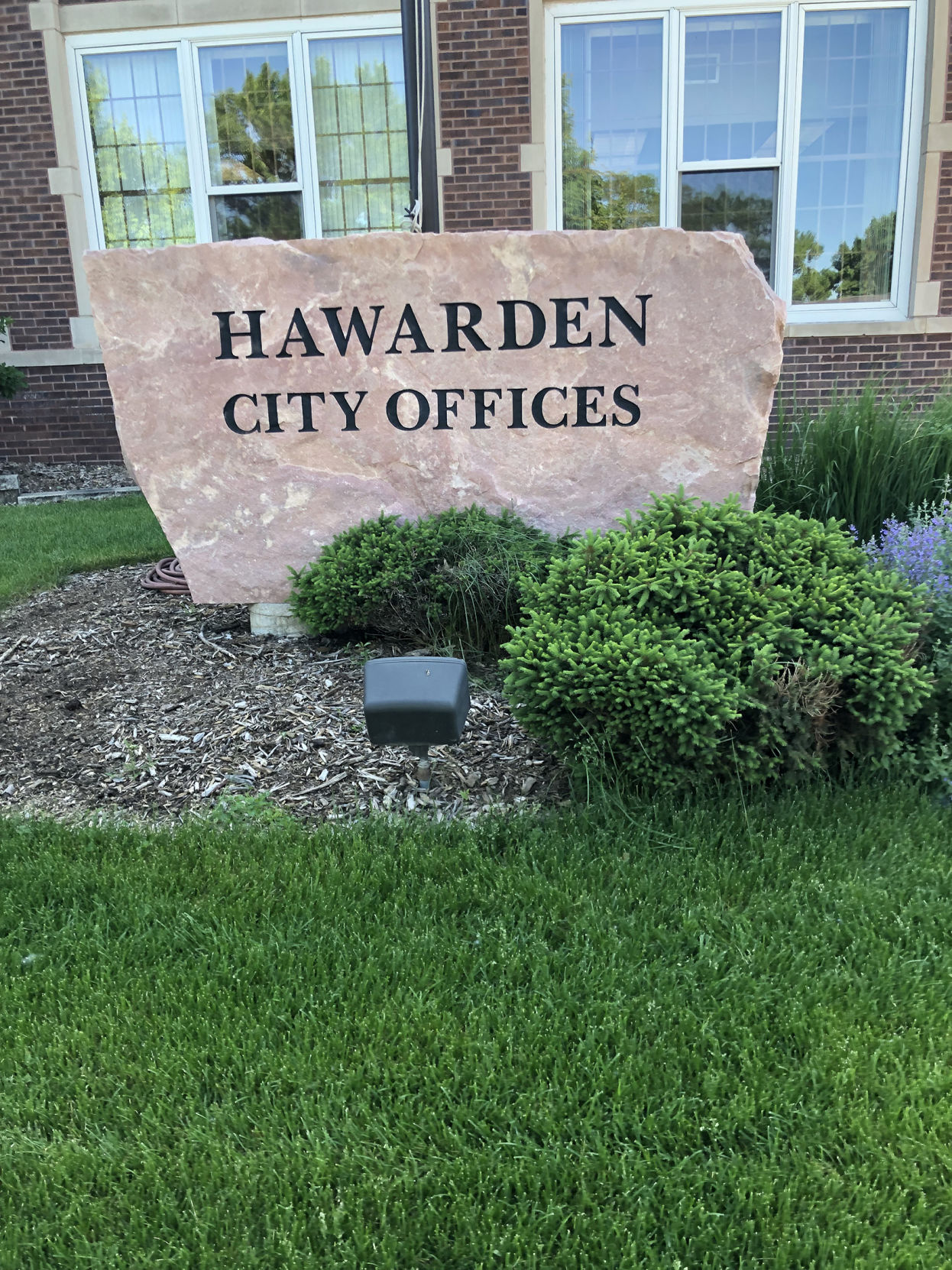 City of Hawarden hires Larry Cope