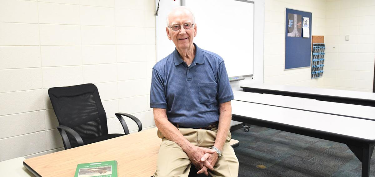 Sioux Center man teaches for 50 years